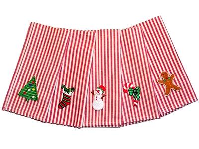 love it fabkins cloth napkins make lunchtime merrier - Christmas Napkins Cloth