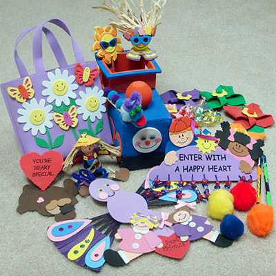 Holiday gift guide gift of the month clubs for kids for Craft of the month club