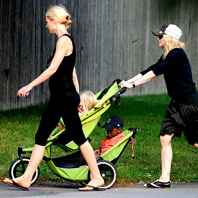 phil&teds Sport photo | Apple Martin, Gwyneth Paltrow, Madonna