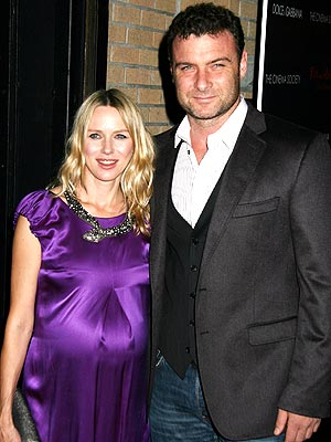 PURPLE REIGN photo | Liev Schreiber, Naomi Watts