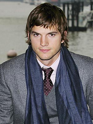 ashton kutcher model pics. Ashton Kutcher
