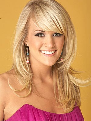 CARRIE UNDERWOOD : People.