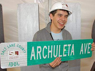 STREET SMARTS photo | David Archuleta
