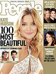 KATE HUDSON - 2008 World's Most Beautiful People