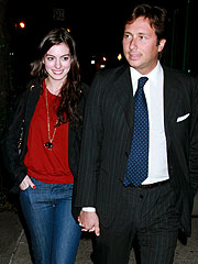 Anne Hathaway's Ex Begins Paying for Crimes