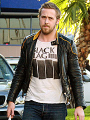 Caught in the Act!| Ryan Gosling