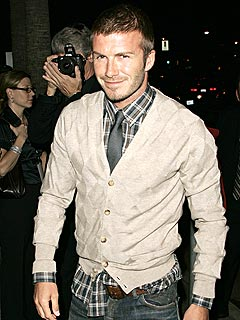 David Beckham Declares His Love – for L.A. | David Beckham