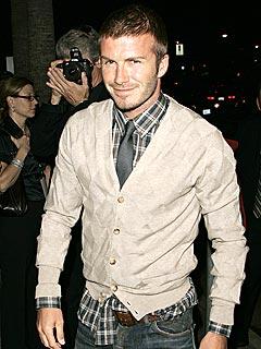 David Beckham Declares His Love – for L.A. | David Beckham