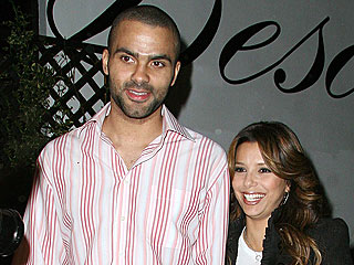 Eva Longoria & Tony Parker's Post-Game Outing | Eva Longoria, Tony Parker