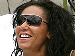Mel B. Soaks Up the Sun (and Champagne) in Miami | Melanie Brown