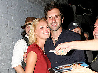 Katherine Heigl Hears a Love Note at Husband's Concert | Katherine Heigl
