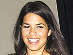 America Ferrera Grabs Lunch in the Big Apple | America Ferrera