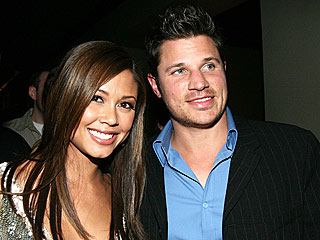 Nick Lachey Loves Dating a Fellow Football Fanatic