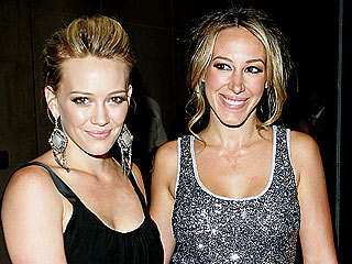 Hilary & Haylie's Sisters' Night Out | Haylie Duff, Hilary Duff