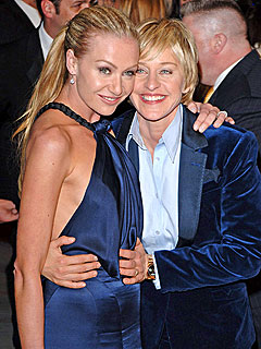Voters Scrap Same-Sex Marriage in California | Ellen DeGeneres, Portia de Rossi