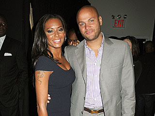 Mel B. Toasts Her Hubby Before Renewing Vows in Egypt | Melanie Brown