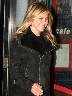 Inside Jennifer Aniston&#39;s Christmas Eve with the Arquette Family
