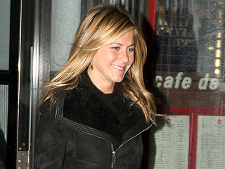 Jennifer Aniston's Funny Night Out | Jennifer Aniston