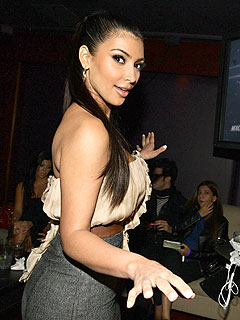 Kim Kardashian: Thanks for the Razzie Nomination! | Kim Kardashian
