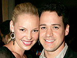 Katherine Heigl & T.R. Knight Do Dinner in L.A. | Katherine Heigl, T.R. Knight