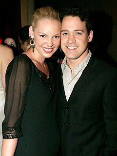 T.R. Knight, Katherine Heigl NOT Leaving Grey's | Katherine Heigl, T.R. Knight