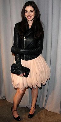 photo | Anne Hathaway