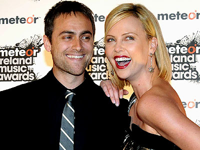photo | Charlize Theron, Stuart Townsend