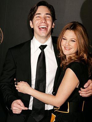 photo | Drew Barrymore, Justin Long