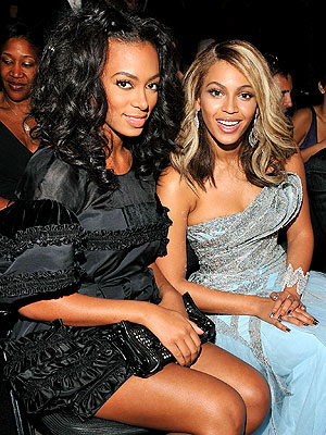  photo | Beyonce Knowles, Solange Knowles