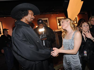 photo | LeAnn Rimes, Snoop Dogg
