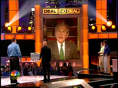 photo | Deal Or No Deal, George W. Bush