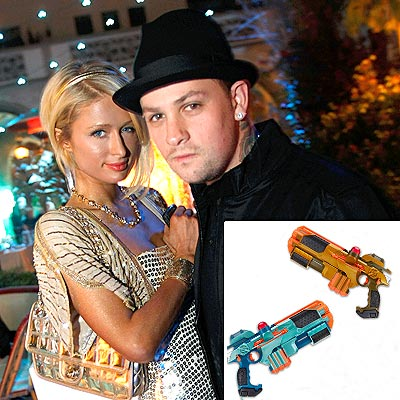 photo | Benji Madden, Paris Hilton