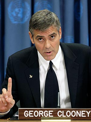 photo | George Clooney