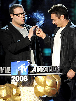 photo | James Franco, Seth Rogan