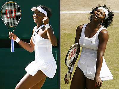 photo | Serena Williams, Venus Williams
