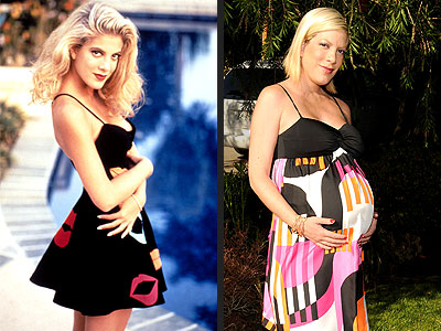  photo | Tori Spelling