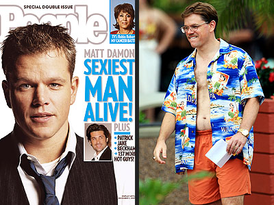 photo | Matt Damon