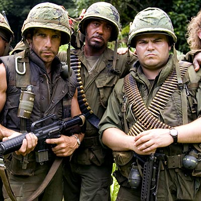 photo | Ben Stiller, Jack Black, Robert Downey Jr.