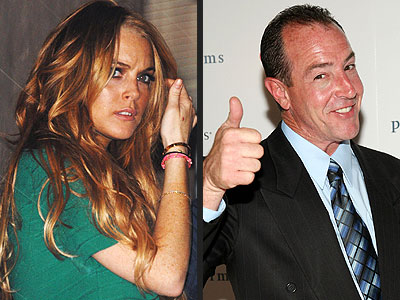  photo | Lindsay Lohan, Michael Lohan