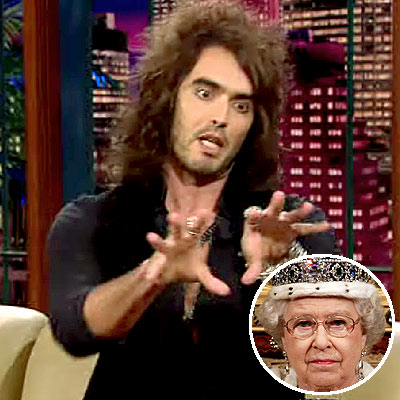 photo | Russell Brand