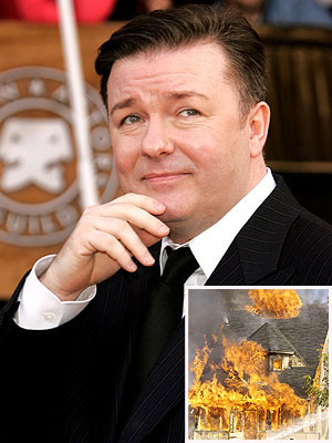  photo | Ricky Gervais