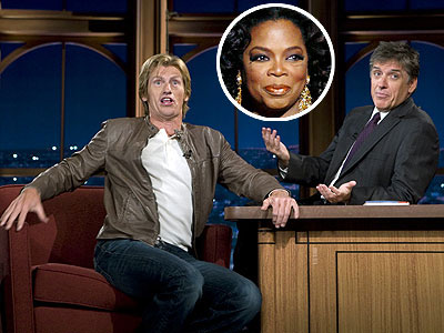 photo | Craig Ferguson, Denis Leary, Oprah Winfrey