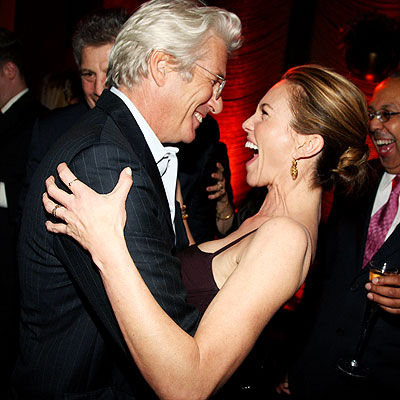 photo | Diane Lane, Richard Gere