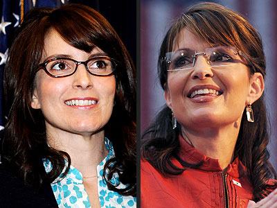 photo | Sarah Palin, Tina Fey