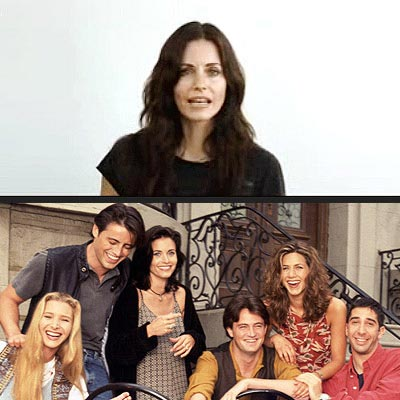 photo | Courteney Cox, David Schwimmer, Lisa Kudrow, Matt LeBlanc, Matthew Perry