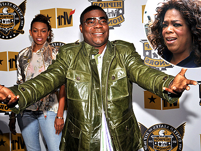 photo | Oprah Winfrey, Tracy Morgan