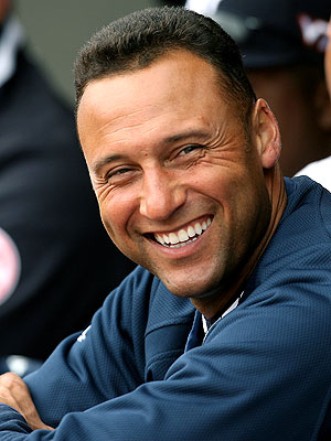 Derek Jeter, baseball's hottest player