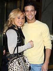 Mark Ballas Ready for Dancing but Missing Sabrina