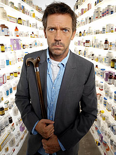 Hugh Laurie Experimented with Vicodin For His House Role