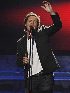 Michael Johns 'Shocked' by Idol Elimination